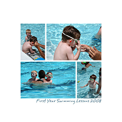 First Year Swimming Lessons1