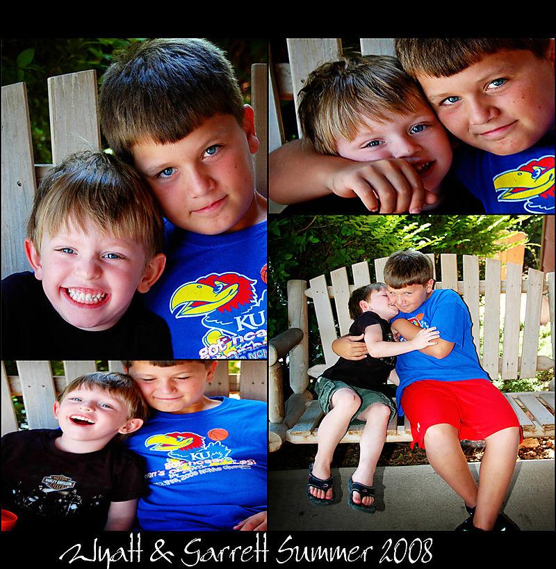 Wyatt and G