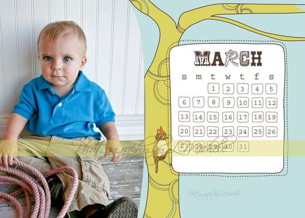 Cody March 5x7G