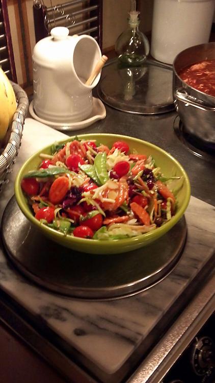 My Sister's Saladg